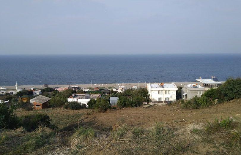 Mudanya Eğerce Deniz Manzaralı, İmarlı Arazi